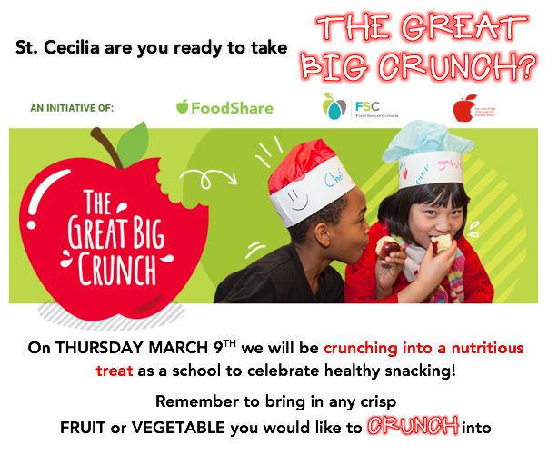 The Great Big Crunch Challenge