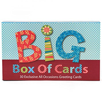 Big Box of Cards Spring Fundraiser