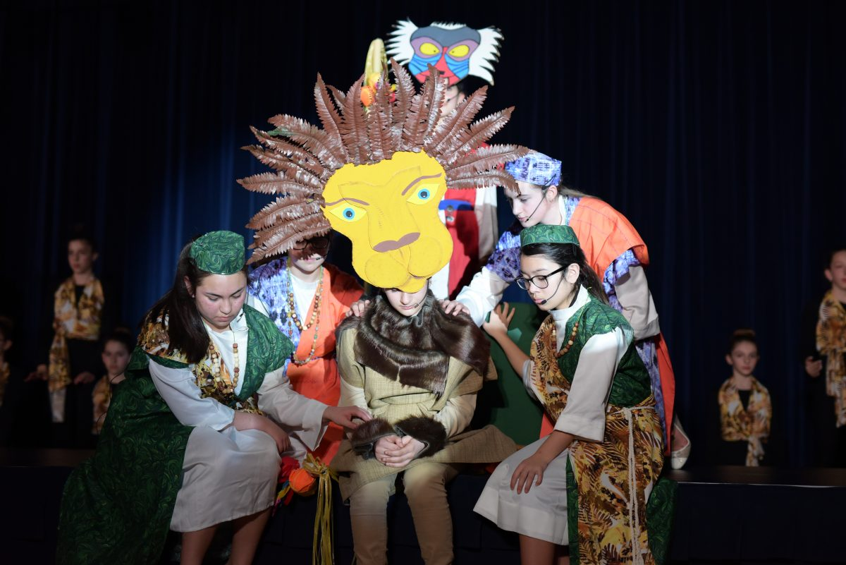 Lion King Kid's Musical – The Arts Come Alive
