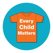 Luke 4.18 Promotes Purple Shirt & Orange Shirt Days